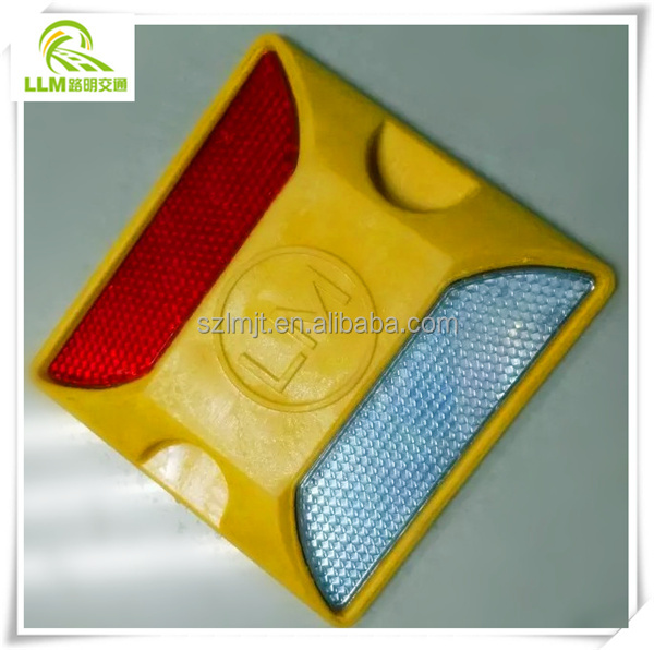Direct factory of plastic raised pavement reflective road markers