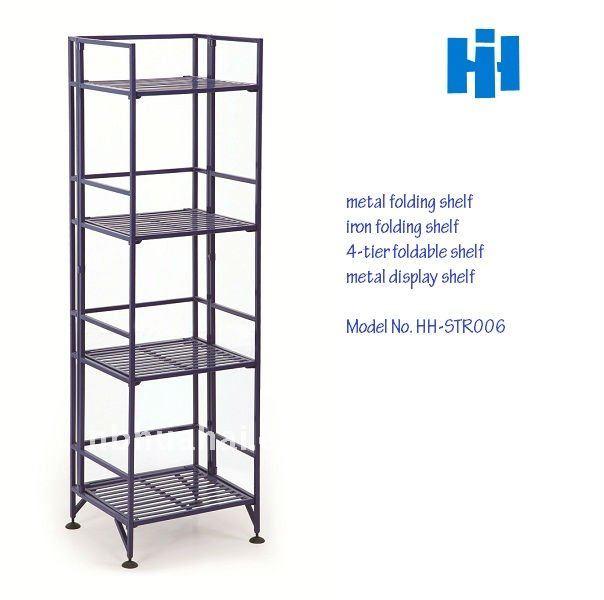 Folding estante de metal outros m veis met licos id do - Estantes de metal ...