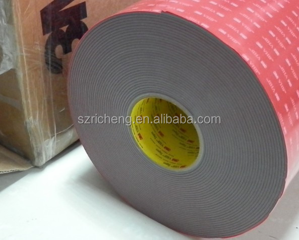 die cut 3m vhb adhesive foam tape double sided adhesive 3m acrylic sheet