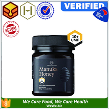 Bulk Price New Zealand Manuka Honey UMF 10+ MGO 263 Royal Raw Natural Honey