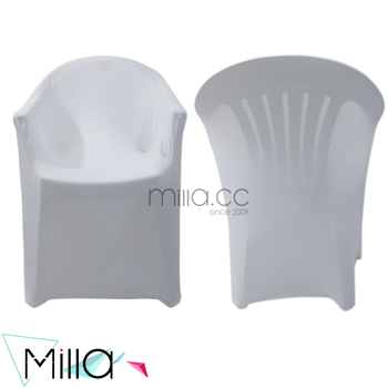 White Office Chair Arm Covers