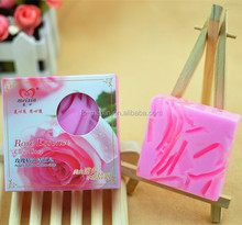 ROSE ESSENTIAL OIL CLEAN SOAP