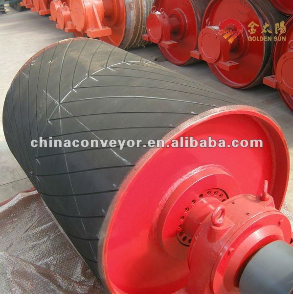 Coal conveyor drive pulley Dia 500MM-2400MM