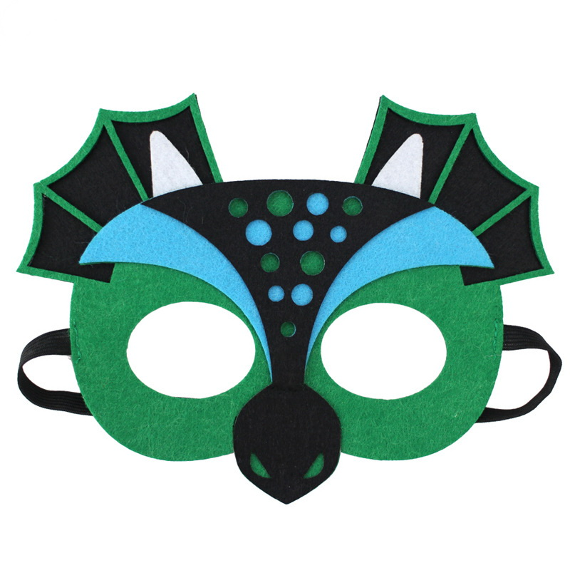Wholesale Dinosaur mask for children party mask promotional mask
