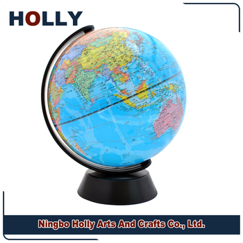 wholesale pvc 20cm world map globe