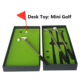 Mini Desktop Golf Game Golf Table game Children's educational toys Parent-child toys