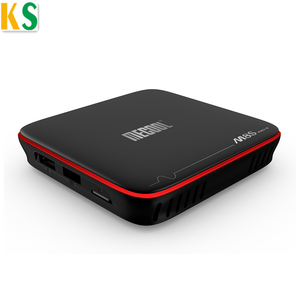 2018 Best seller Android TV box Google Voice control M8S Pro W with Amlogic S905W 2G DDR3 16GB eMMC