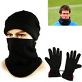 2017 Football soccer training outdoor sports warm set multifunctional neck collar Circle can be hat riding