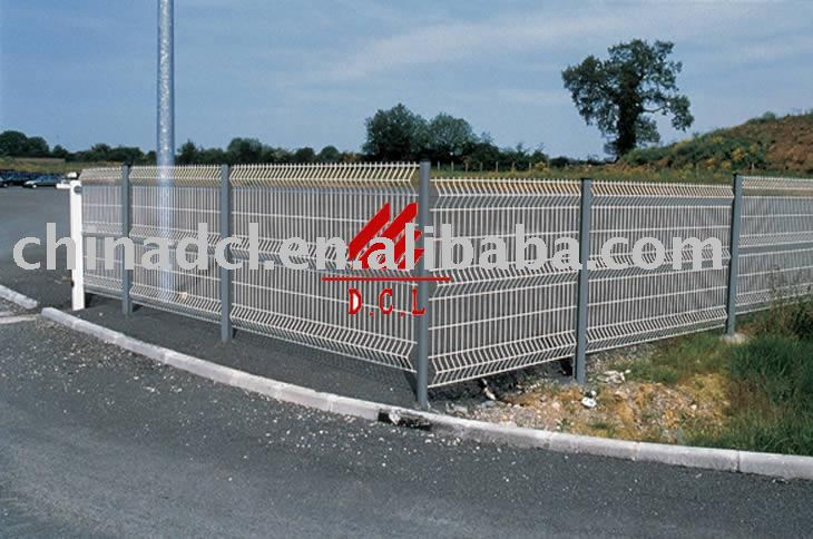 fence mesh,pvc coated wire mesh