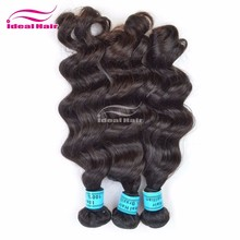 New product 100 human hair pieces grey fast shipping by DHL