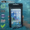 ipx8 waterproof phone bag with armband for samsung phone