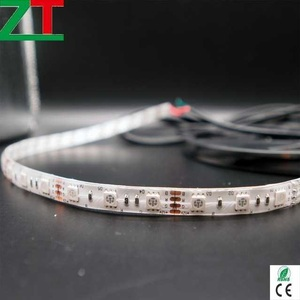 RoHs led flexible strip and led rgb lighting of decoration