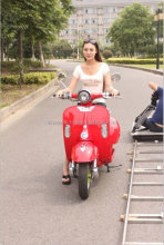 lady's vespa scooter price China electric motorcycle manufacturer