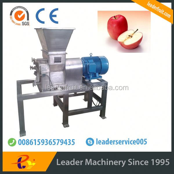 Leader hot sales apple crushing mill for export Skype:leaderservice005