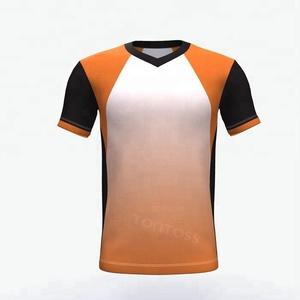 9ccf9fe82fc Black Orange Soccer Jersey, Black Orange Soccer Jersey Suppliers and  Manufacturers at Alibaba.com