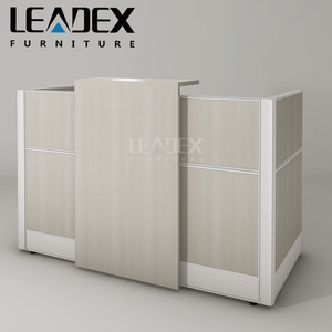 latest technology modern office table photos reception front desk