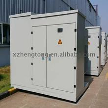 High voltage photovoltaic transformer