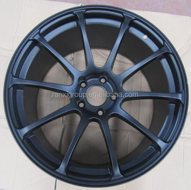 19x8.5/19x9.5/19x10.5 inch replica car alloy wheel rim /auto rims for racing