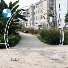 Fashion classic metal wedding arch for decoration