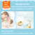 Hermano electric breast pump pocket with free OEM service