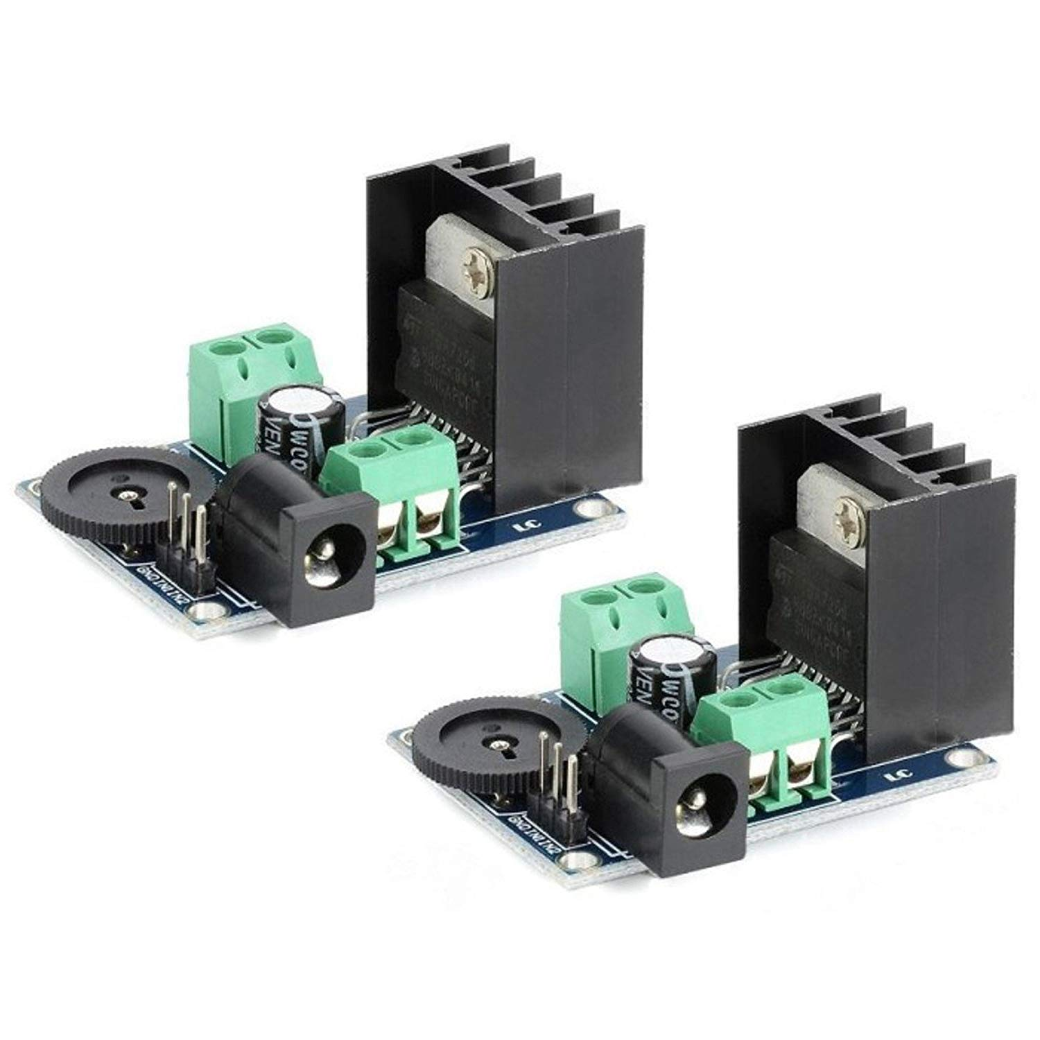 Cheap Tda Audio Ic Find Deals On Line At Alibabacom Wiring Diagram Car Mono Amplifier Using Tda2040 Real Auto Tips Get Quotations Optimus Electric 2pcs Tda7266 Power Module Dual Channel From