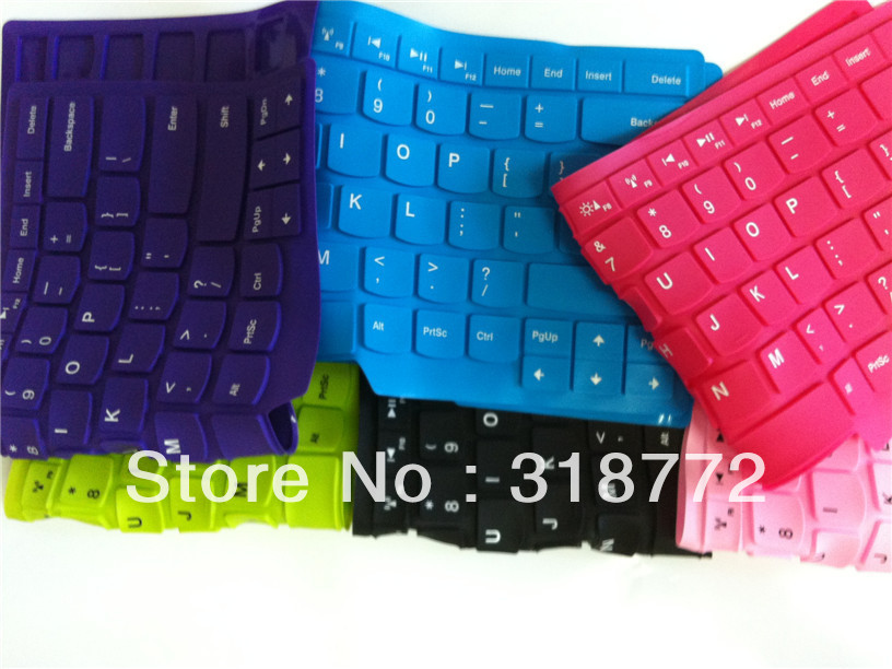 Free ship 1PC solidcolor laptop keyboard cover skin Protector film sticker for IBM ThinkPad E430 E430C