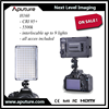 Aputure H160 best 160 led video light for Canon Nikon Sony camcorders