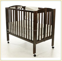 promotion high quality baby crib home furniture durable wooden furniture