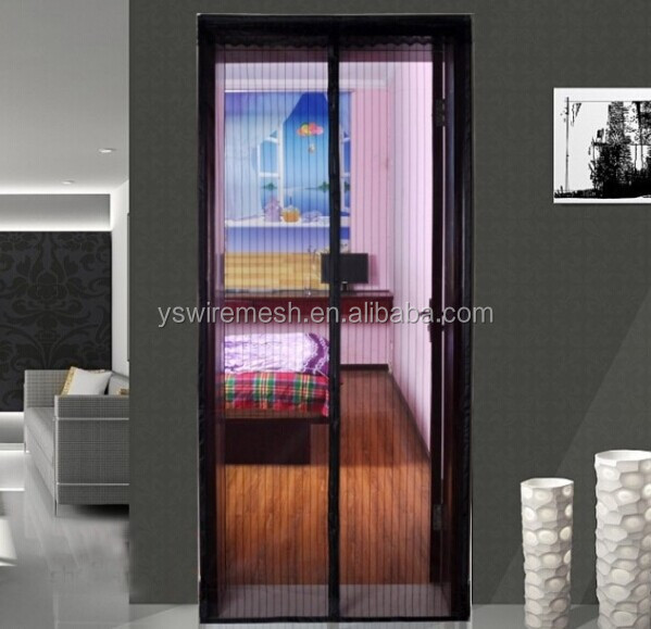 Magnetic Net Door Screen Anti Mosquito Mesh Bug Fly Home Gate Door ...