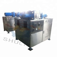 dry ice pellet making machine/dry ice pelletizer/dry ice blasting