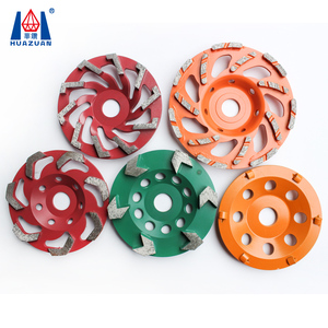 Diamond Sharp Concrete Grinding Wheel