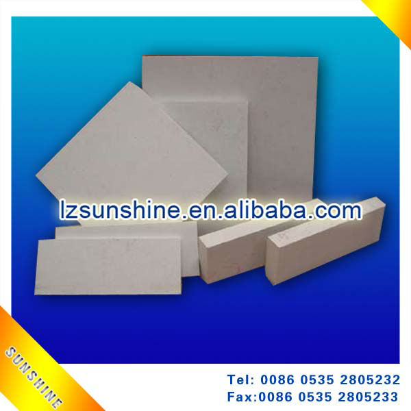 Calcium Silicate Board Metallurgical Equipment Heat Insulation