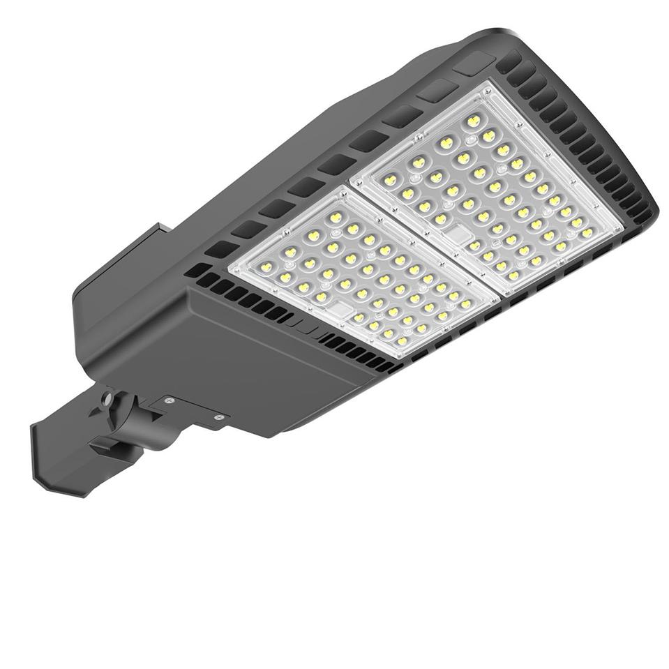 die casting aluminium led street light 150w led shoe box module light with outdoor waterproof IP65