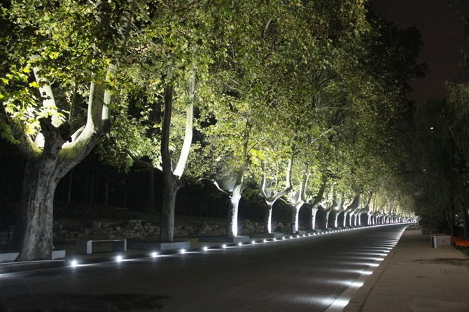 Outdoor illumination 9w ip68 multi color led landscape lightled outdoor illumination 9w ip68 multi color led landscape light led in ground driveway mozeypictures Gallery
