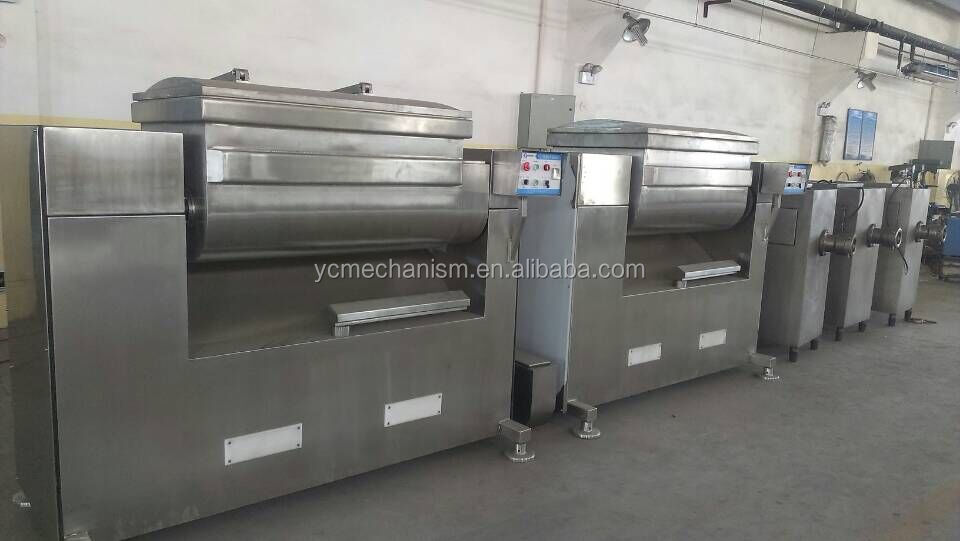 Tilting Tank Doner Kebab Used Z-arm Mixer Machine