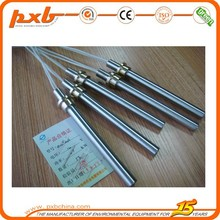 quartz tube heating element of Heating flowing air