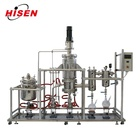 Fast Delivery Plant Oil Fully Jacketed Short Path Wiped Film Vacuum Distillation