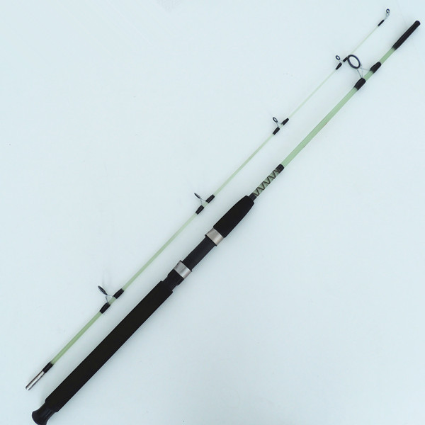 2section spinning fishing solid blank fiberglass for Fishing rod blank