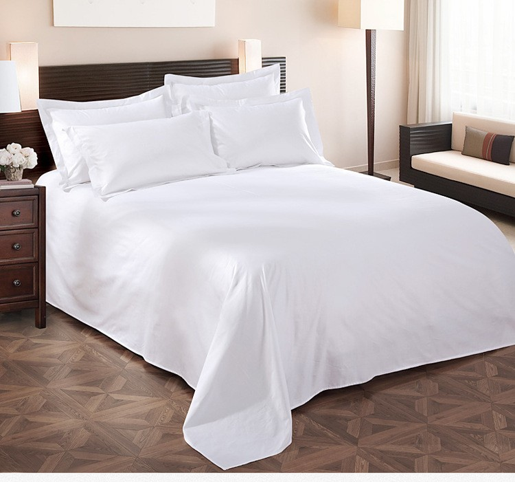 Wholesale White High Quality Five Star Hotel 100 Cotton
