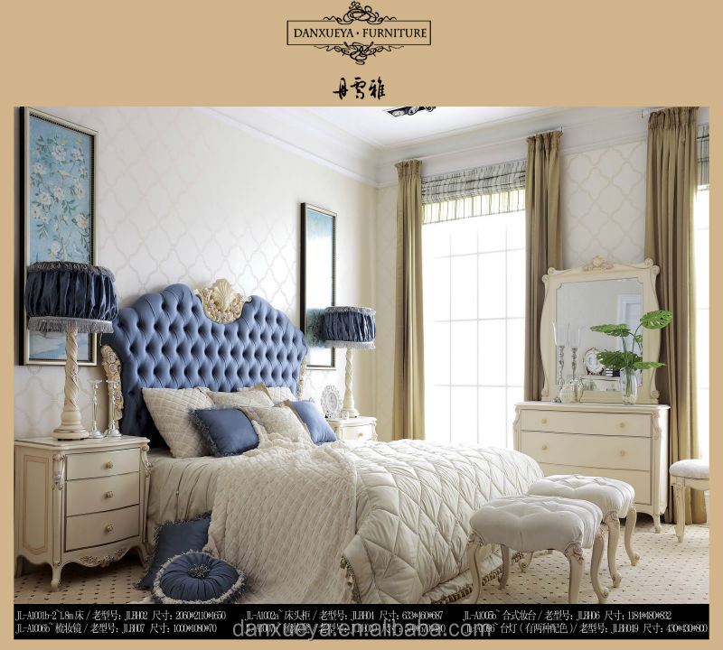 professional foshan factory antique rococo exotic bedroom holiday inn hotel bedroom furniture exotic bedroom set