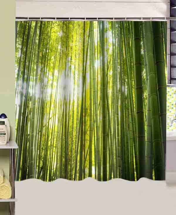 gardinen deko gardinenstoff bambus gardinen dekoration. Black Bedroom Furniture Sets. Home Design Ideas
