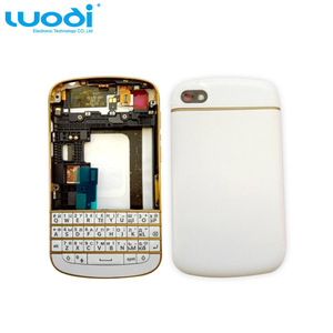 Wholesale part gold housing for blackberry q10 Replacement
