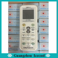 Cheap and Popular Universal A/C remote controller K-1028E for most brands air conditioners