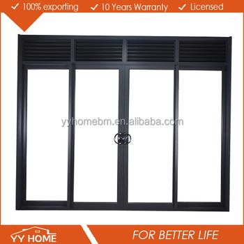 Au Standard Aluminum Motor Cheap Sliding Door Sliding Door