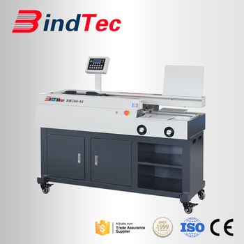 D60-A3 Hardcover Book Binding Machine From China Supplier