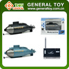 12.5*3.5*4.5cm High Speed Mini RC Submarine Toy