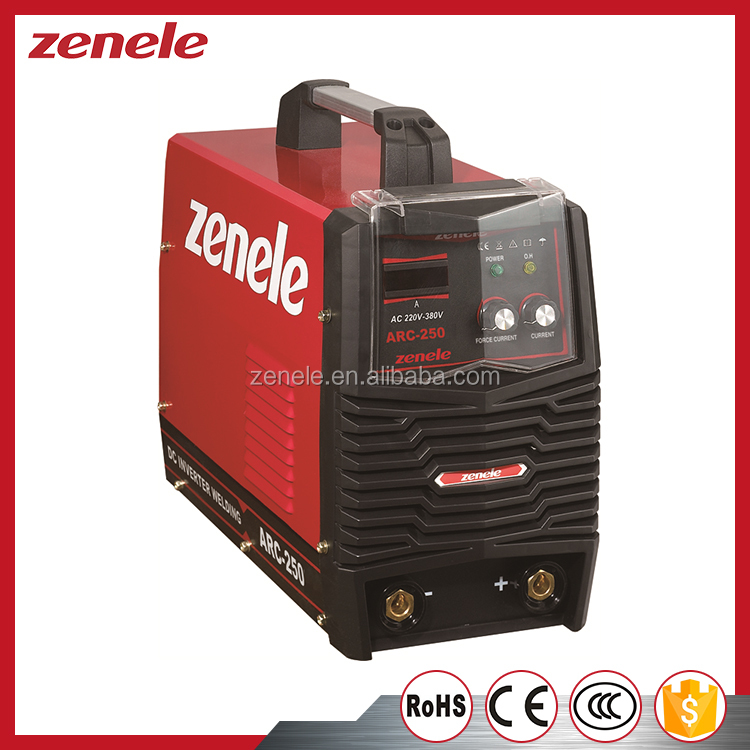 2015 New 300amp mma dc inverter mma welding machine 250 circuit