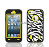 For iphone 5 aztec case,2 in 1 hybrid combo case for iPhone 5s