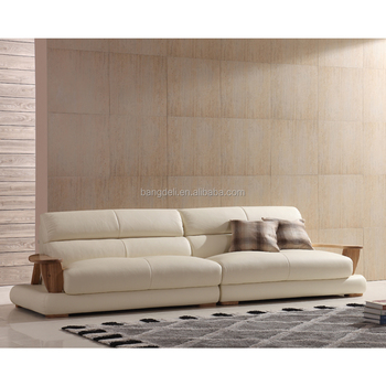 china made cheap and durable living room furniture leather