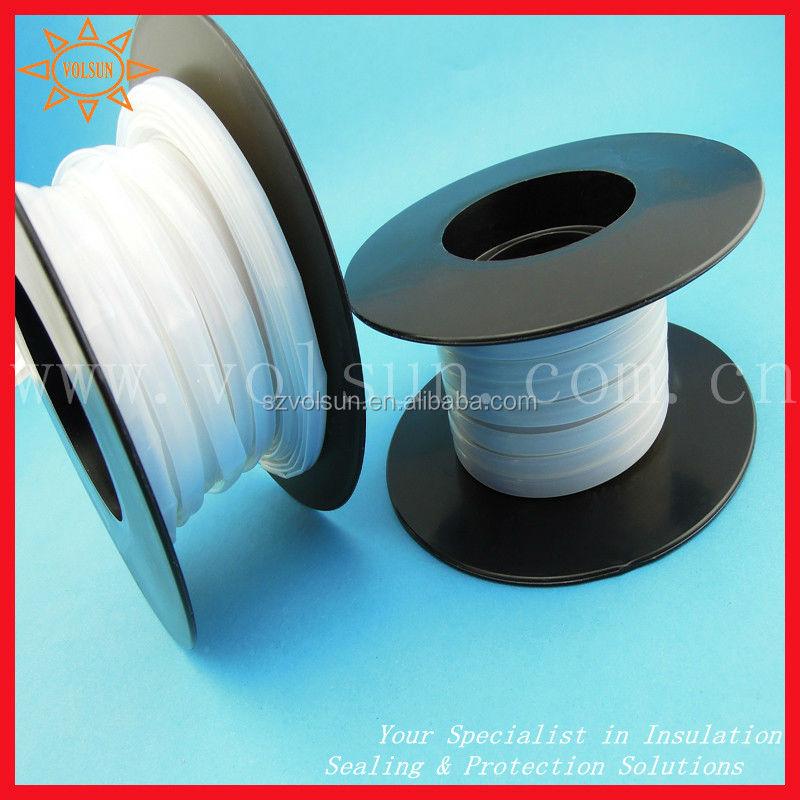Transparent High Temperature Cable Insulation Ptfe Heat Shrink ...